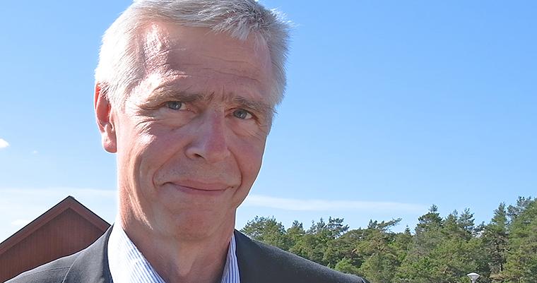 Portrait of Hans Wicklander, head of SMaRC.